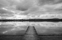 fototapeta - jezioro
