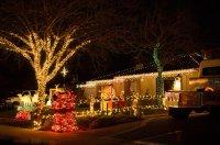 lamki świąteczne, ozdoby świąteczne
