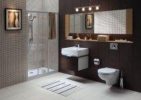 stylowa łazienka, meble łazienkowe