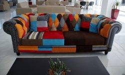 kanapa tapicerowana