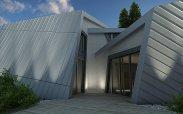 budynek energooszczędny Libeskind Villa