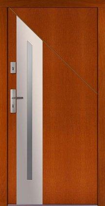 Drzwi zewnętrzne NARWIK z Kolekcji Arktycznej